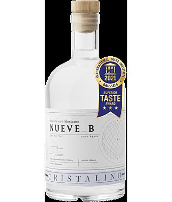 Tequila Nueve B Cristalino