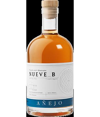 Tequila Nueve B Añejo 0,7l 38%